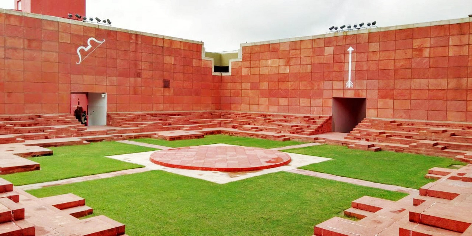Jawahar Kala Kendra by Charles Correa: Reflection of the city's architectureJawahar Kala Kendra by Charles Correa: Reflection of the city's architecture - Sheet1