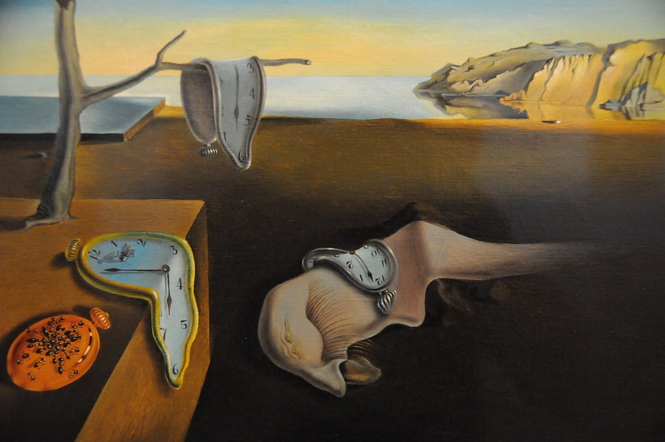 Life of an Artist Salvador Dalí - Sheet4