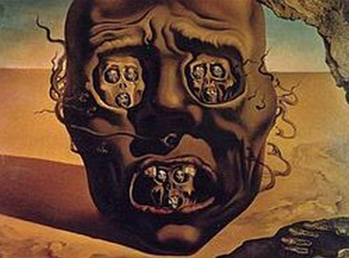 Life of an Artist Salvador Dalí - Sheet5