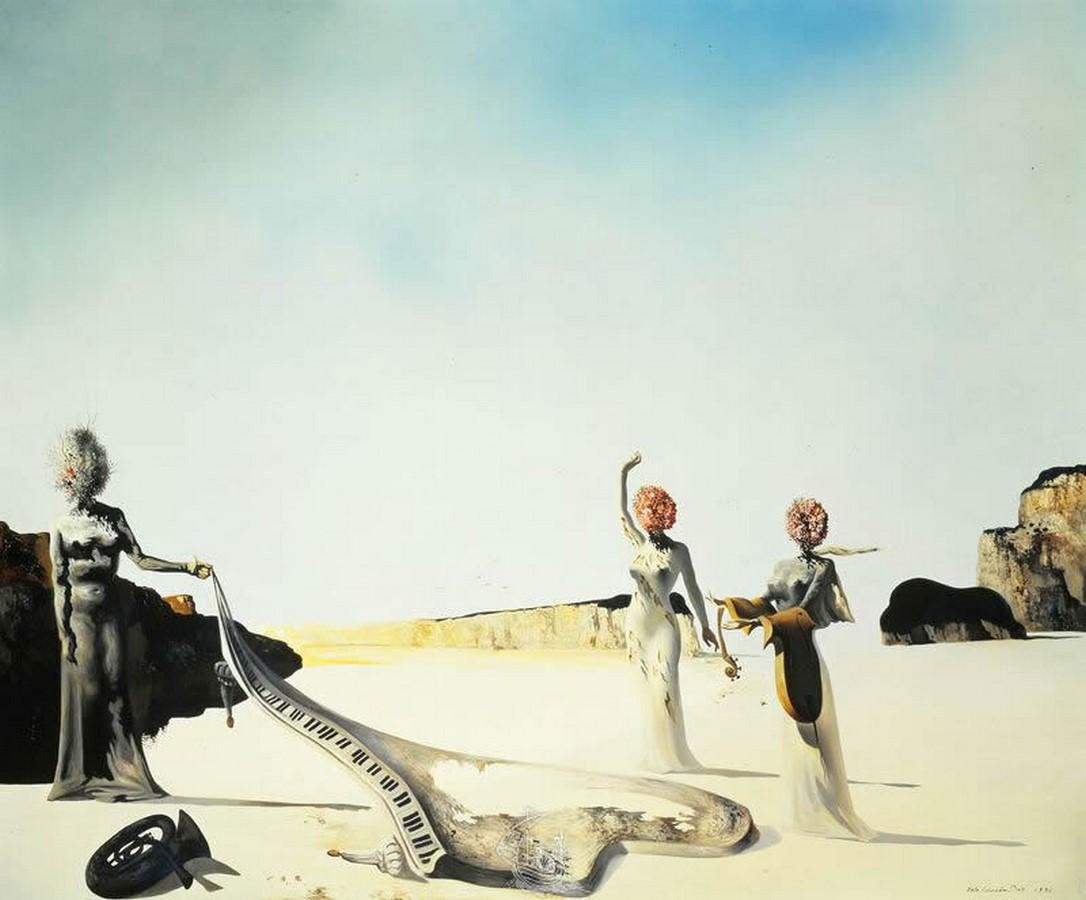 Life of an Artist Salvador Dalí - Sheet6