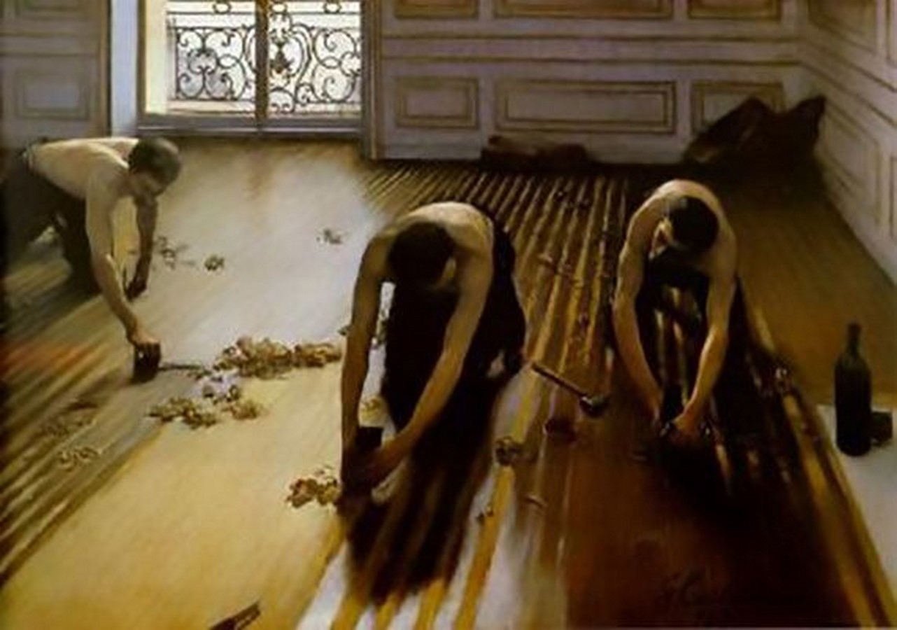 Life of an Artist: Gustave Caillebotte - Sheet3