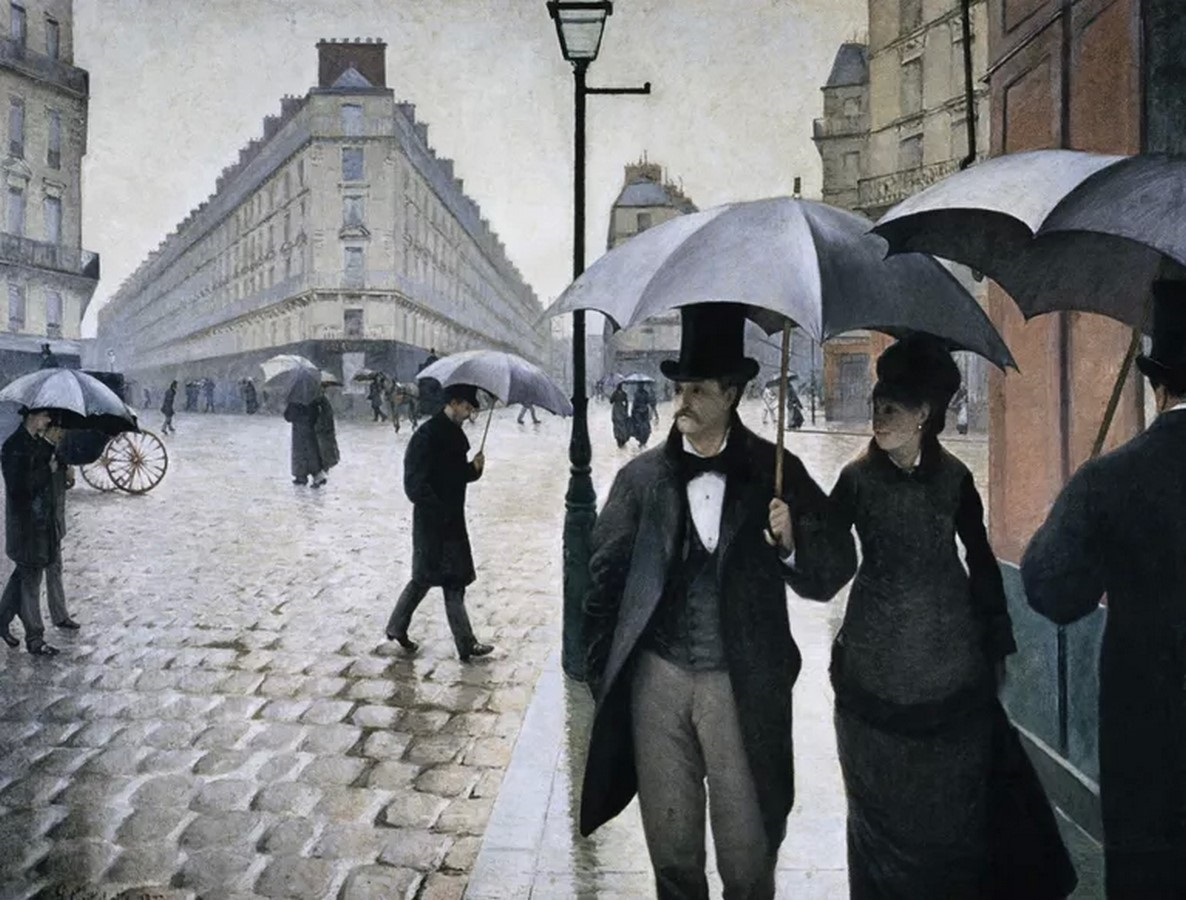 Life of an Artist: Gustave Caillebotte - Sheet7