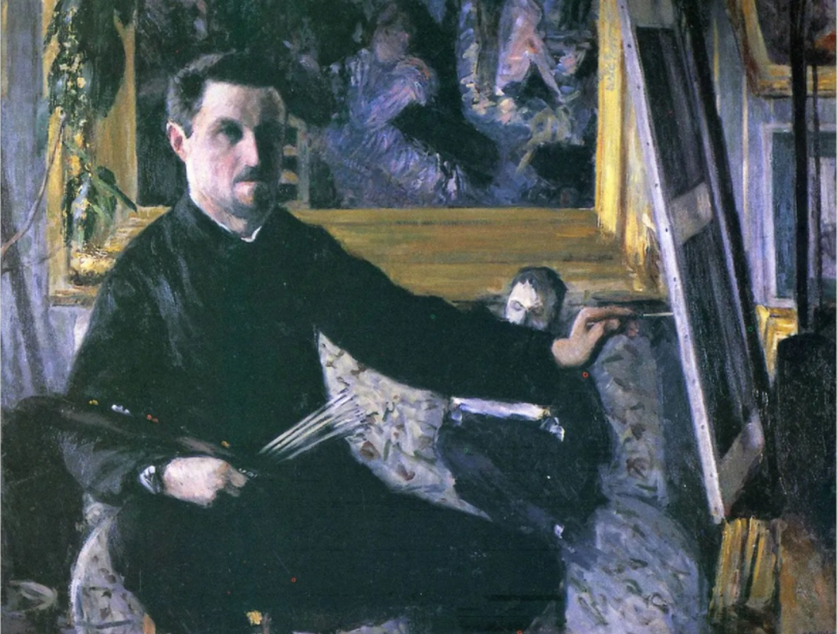 Life of an Artist: Gustave Caillebotte - Sheet8