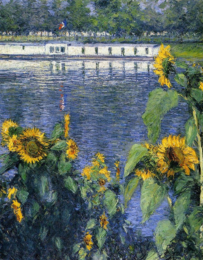 Life of an Artist: Gustave Caillebotte - Sheet4