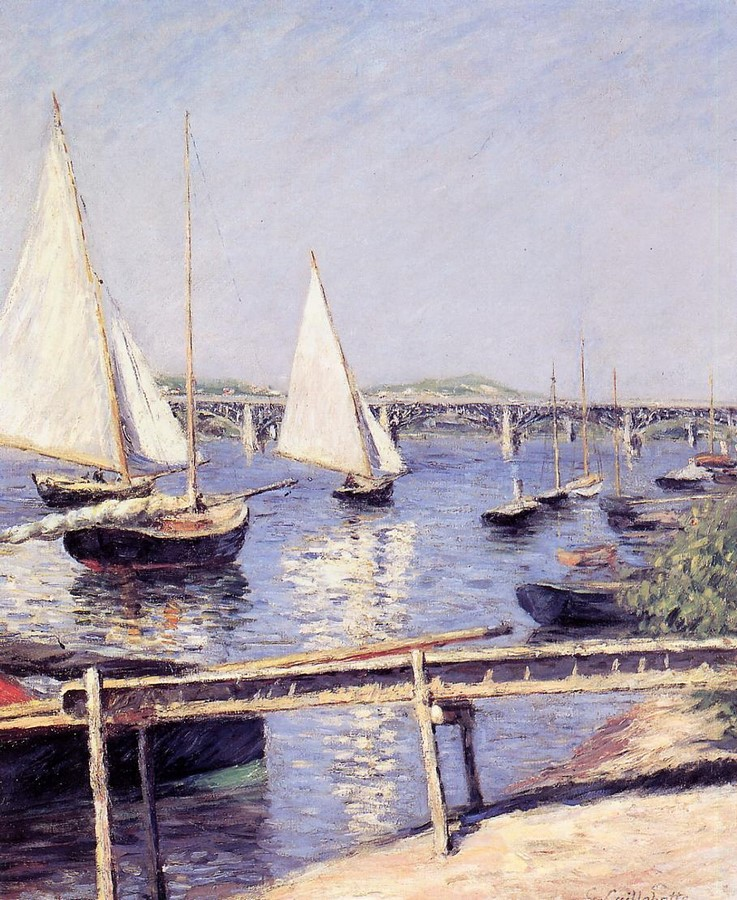 Life of an Artist: Gustave Caillebotte - Sheet5