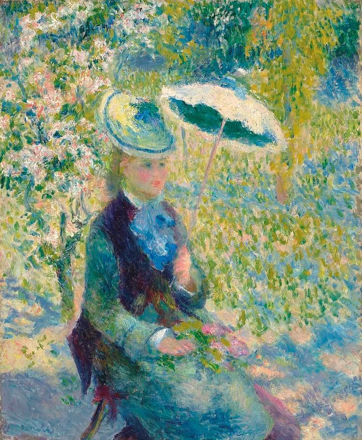 Life of an Artist: Pierre Auguste Renoir - Sheet6