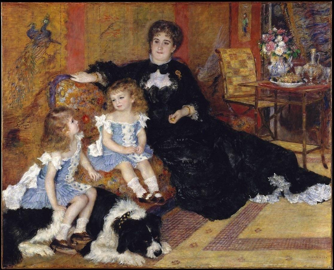 Life of an Artist: Pierre Auguste Renoir - Sheet8