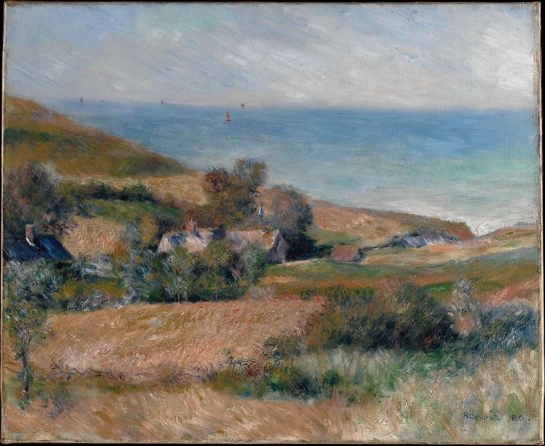 Life of an Artist: Pierre Auguste Renoir - Sheet9
