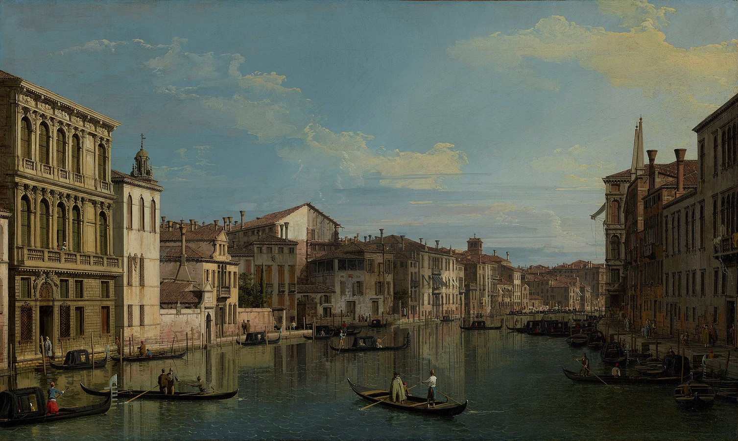 Life of an Artist: Giovanni Antonio Canal Sheet10
