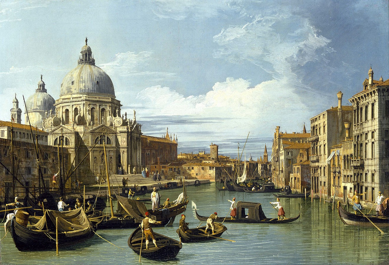 Life of an Artist: Giovanni Antonio Canal Sheet11