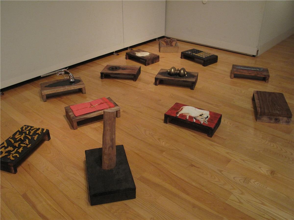 Life of an Artist Subodh Gupta - Sheet9