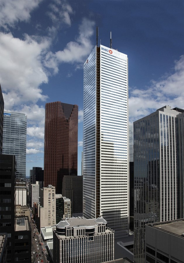 15 Tallest buildings in Toronto - Sheet2