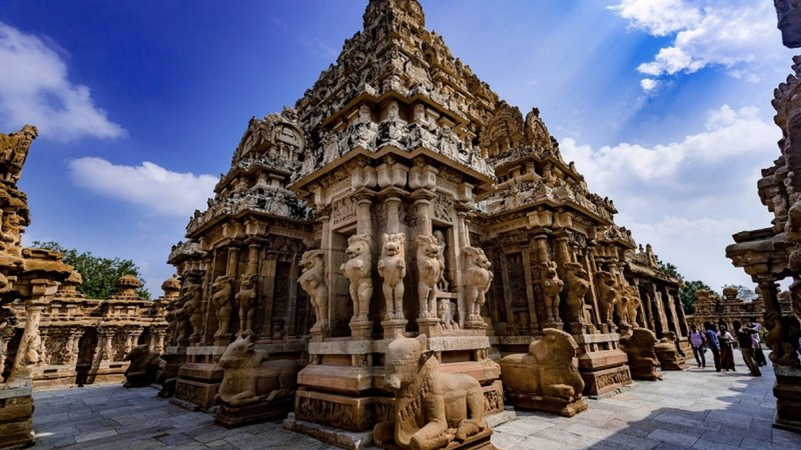 Evolution timeline of South Indian Architecture - Sheet8