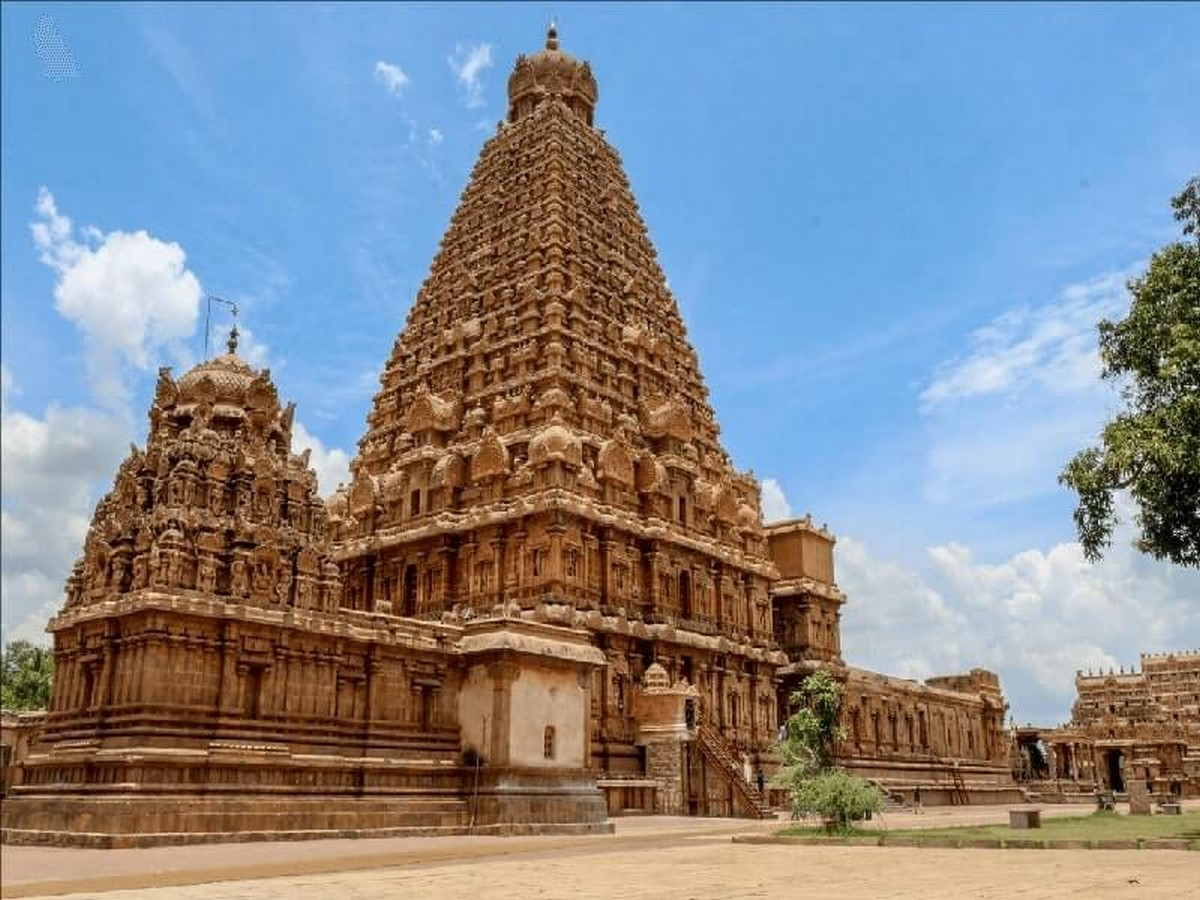 Evolution timeline of South Indian Architecture - Sheet2