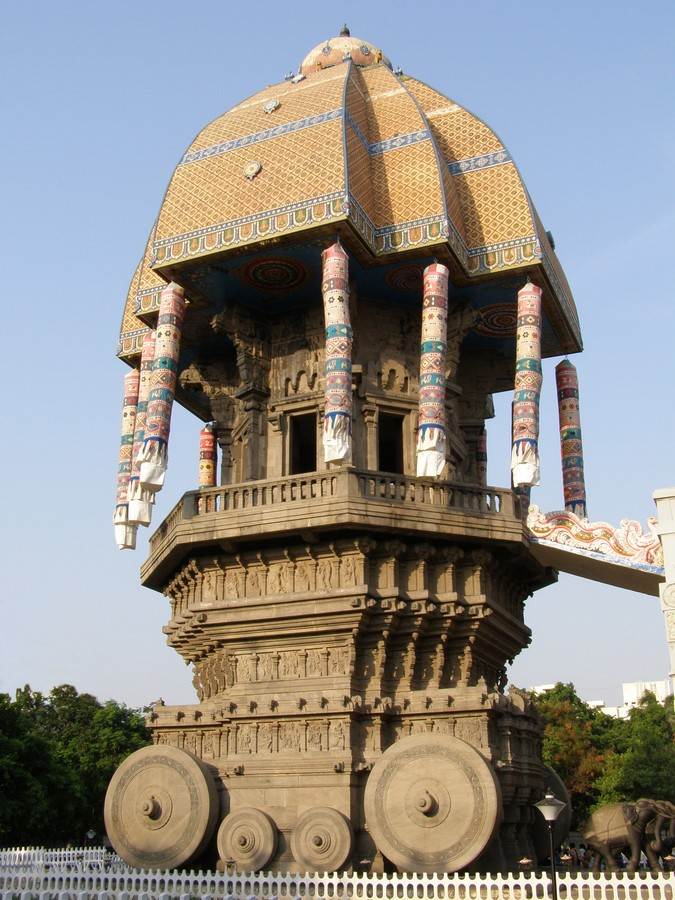 Valluvar Kottam - Sheet1