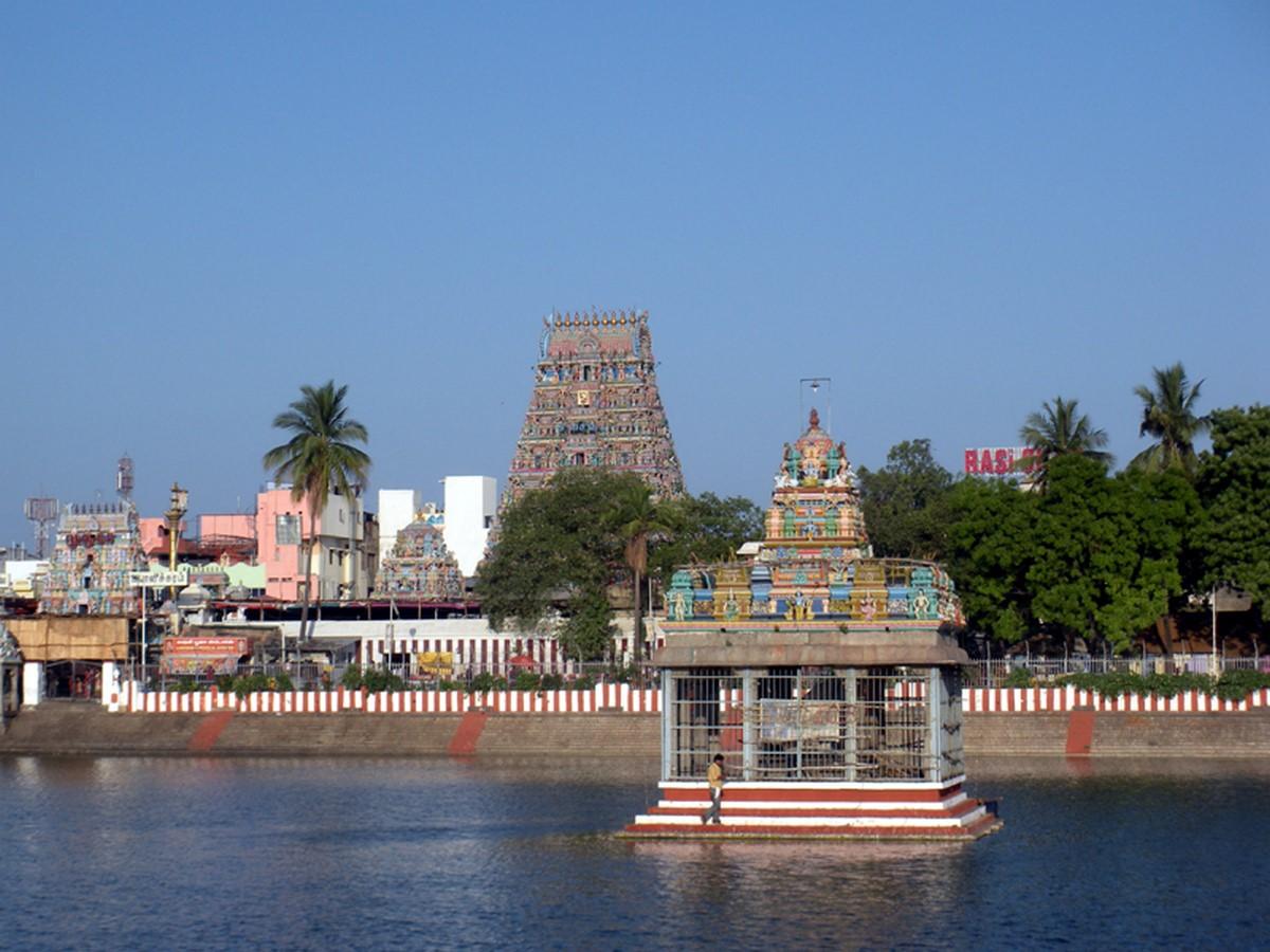 Kapaleeshwar Temple - Sheet1