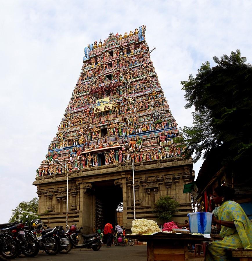 Kapaleeshwar Temple - Sheet2