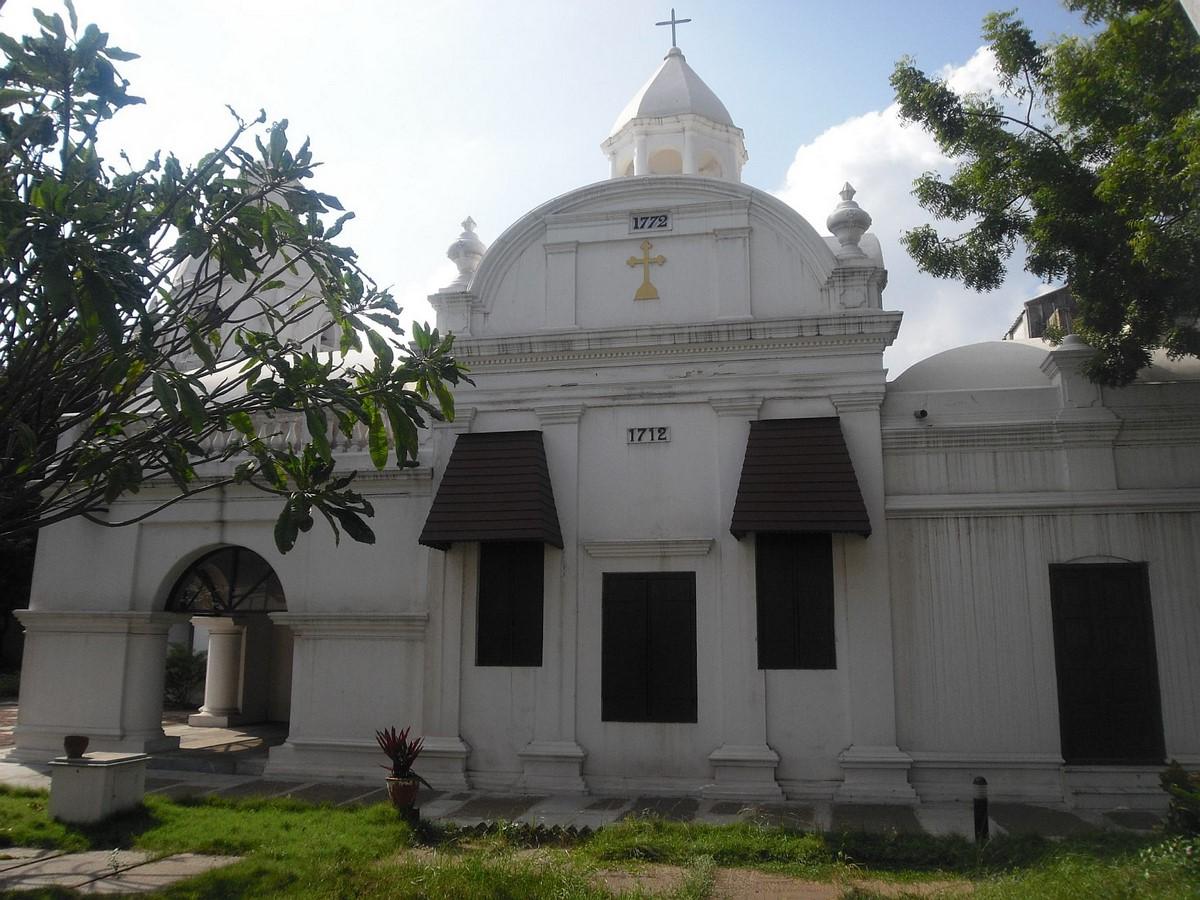 Armenian Church - Sheet1