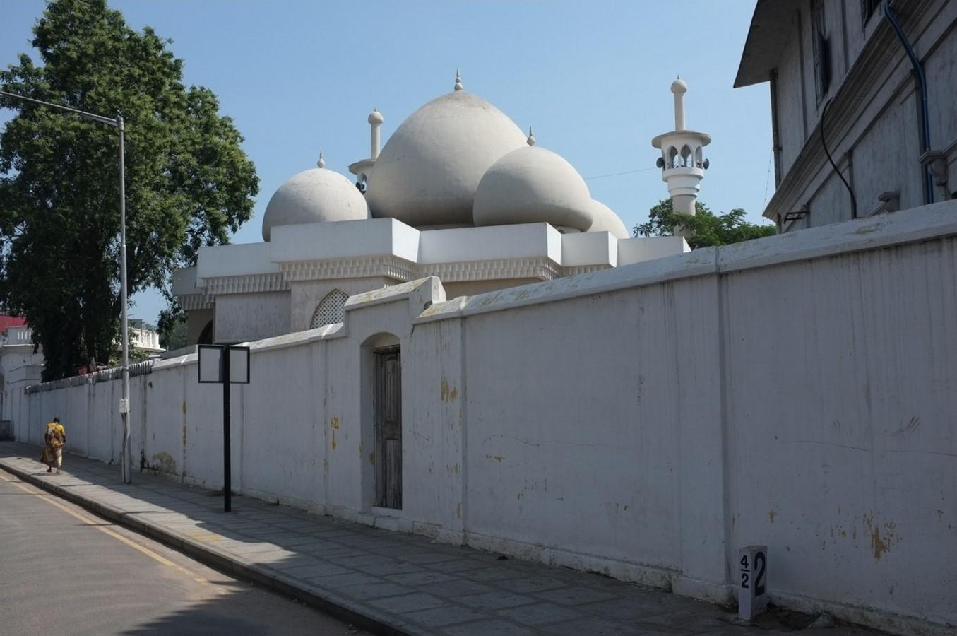 Thousand Lights Mosque -Sheet1