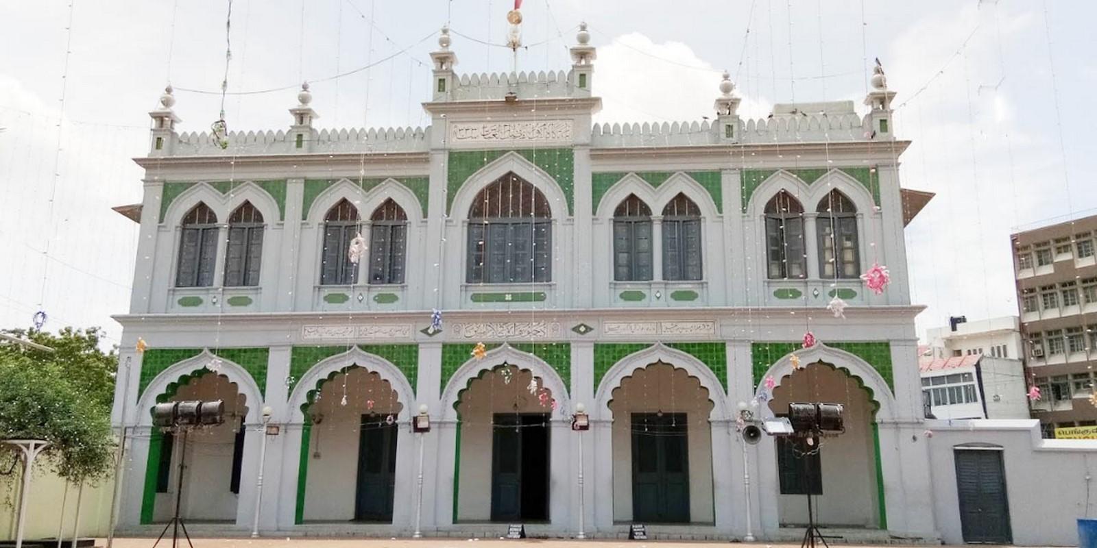 Thousand Lights Mosque -Sheet2