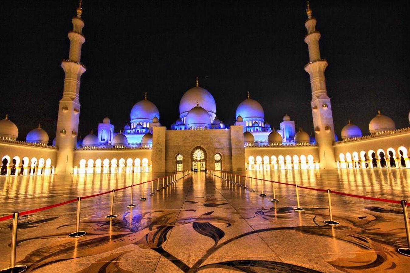 Thousand Lights Mosque -Sheet3