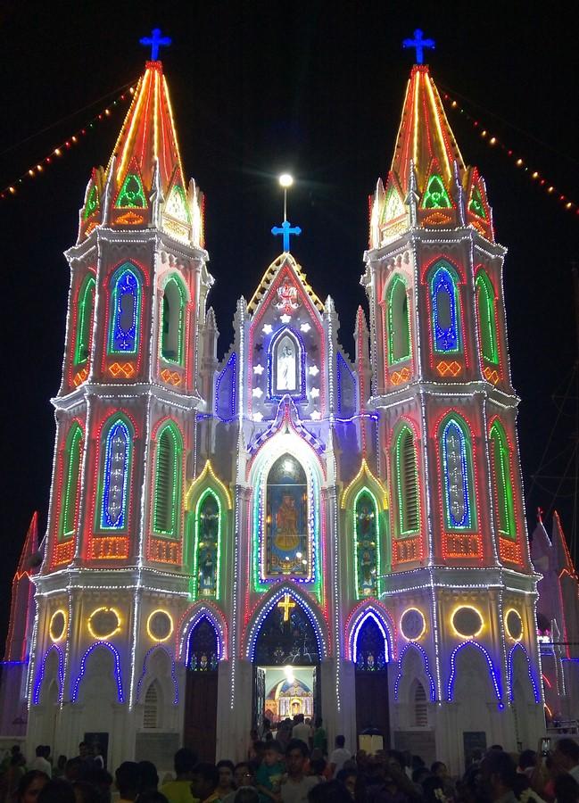 Annai Velankanni Church - Sheet1