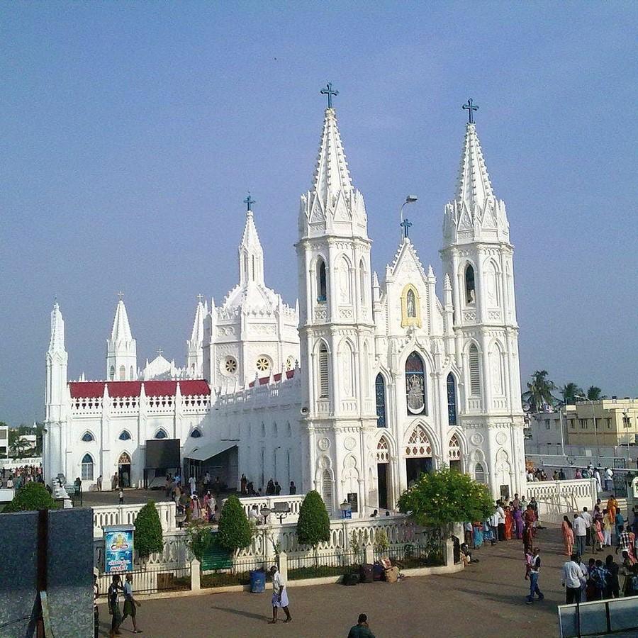 Annai Velankanni Church - Sheet3