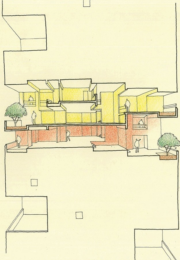 Can spatial narratives be introduced in residential architecture? - Sheet7