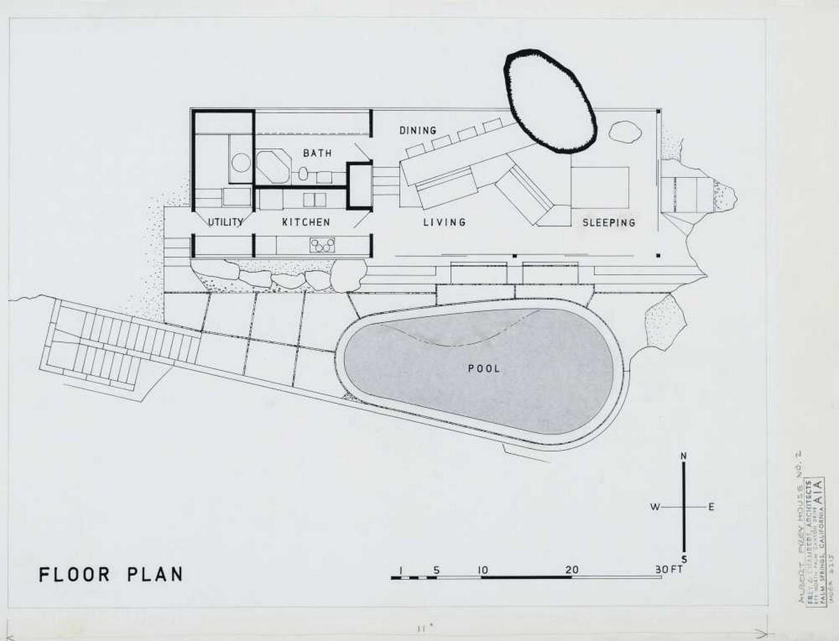 FREY HOUSE II - Sheet5