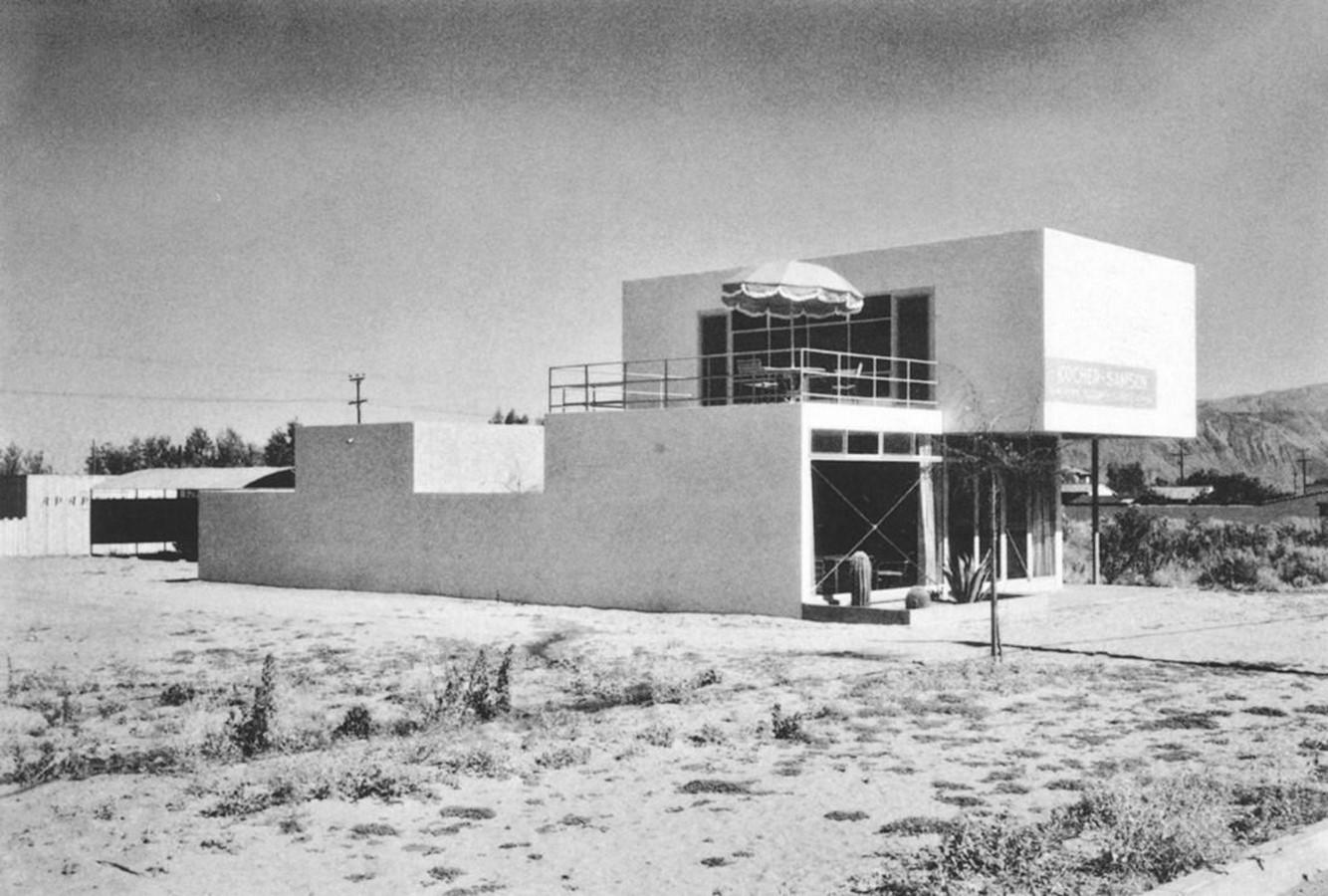 KOCHER-SAMSON BUILDING - Sheet1