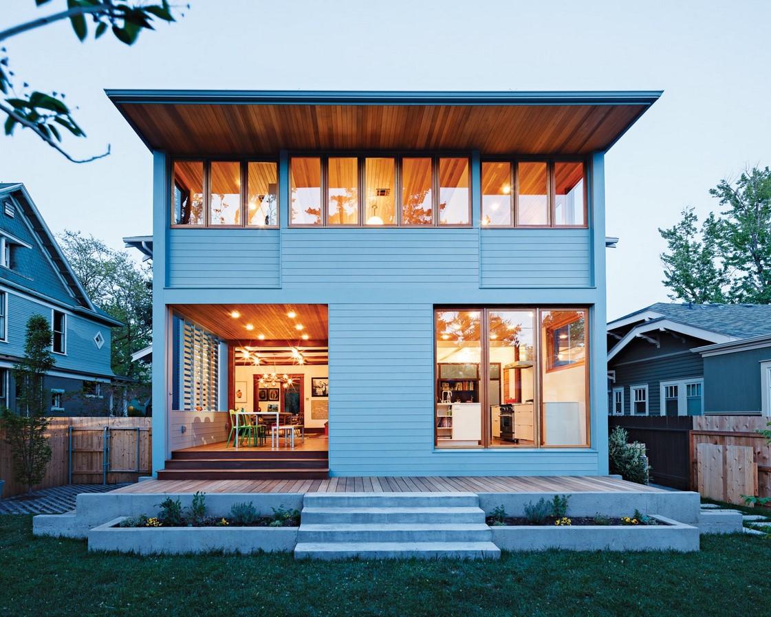 Historic Boise Home - Sheet1