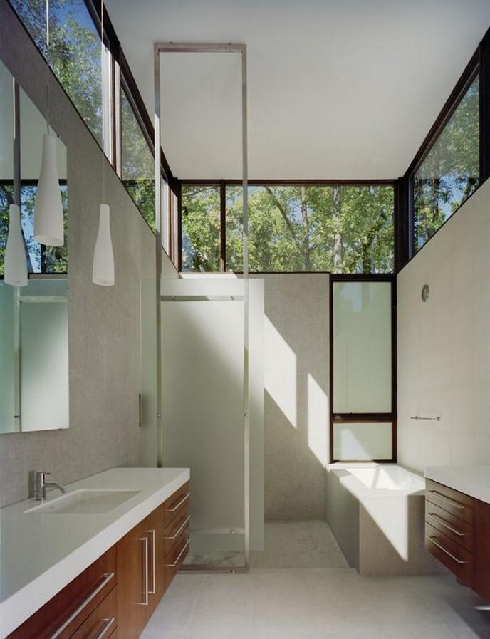 Crab Creek House by Robert Gurney Architect - sheet1