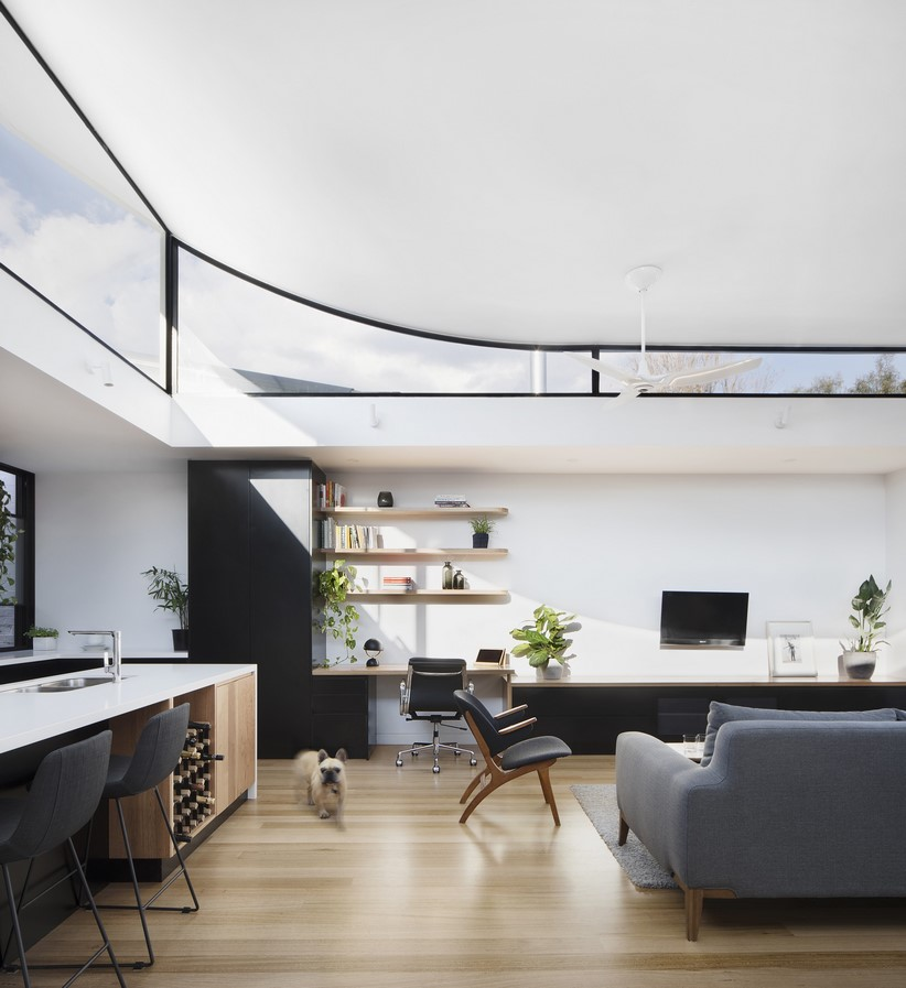 Curvy House by Ben Callery Architects - Sheet1