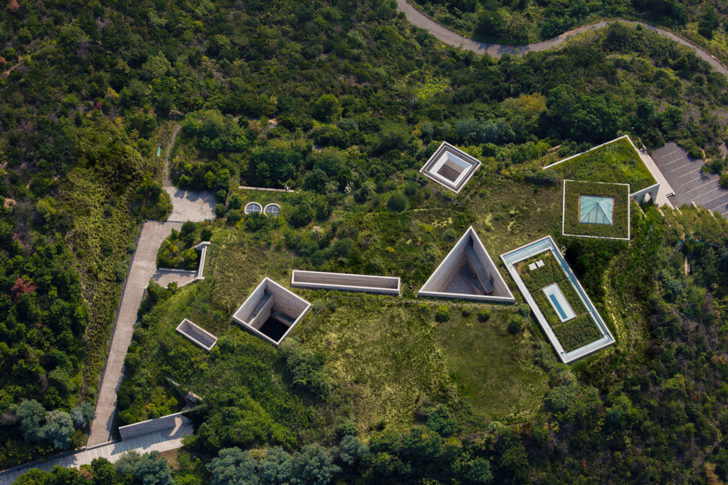 Chichu Art Museum by Tadao Ando Art museum in the Earth (Snehal Vyawahare) Sheet1