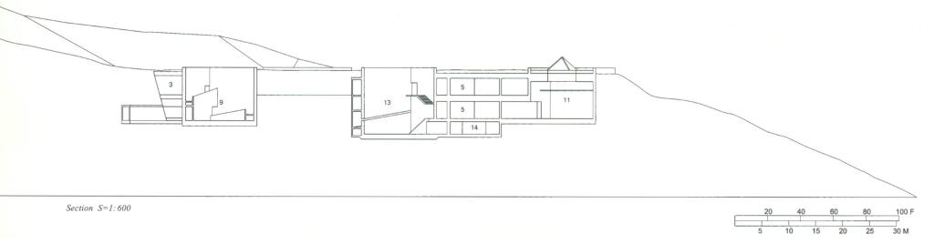Chichu Art Museum by Tadao Ando Art museum in the Earth (Snehal Vyawahare) Sheet5