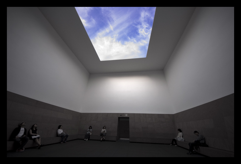 Chichu Art Museum by Tadao Ando Art museum in the Earth (Snehal Vyawahare) Sheet9