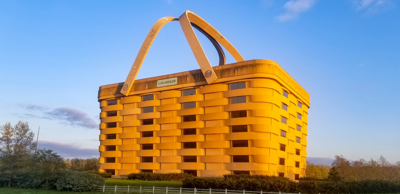Longaberger Basket Building by NBBJ and Korda Nemeth Engineering: Ohio town's civic pride - Sheet2