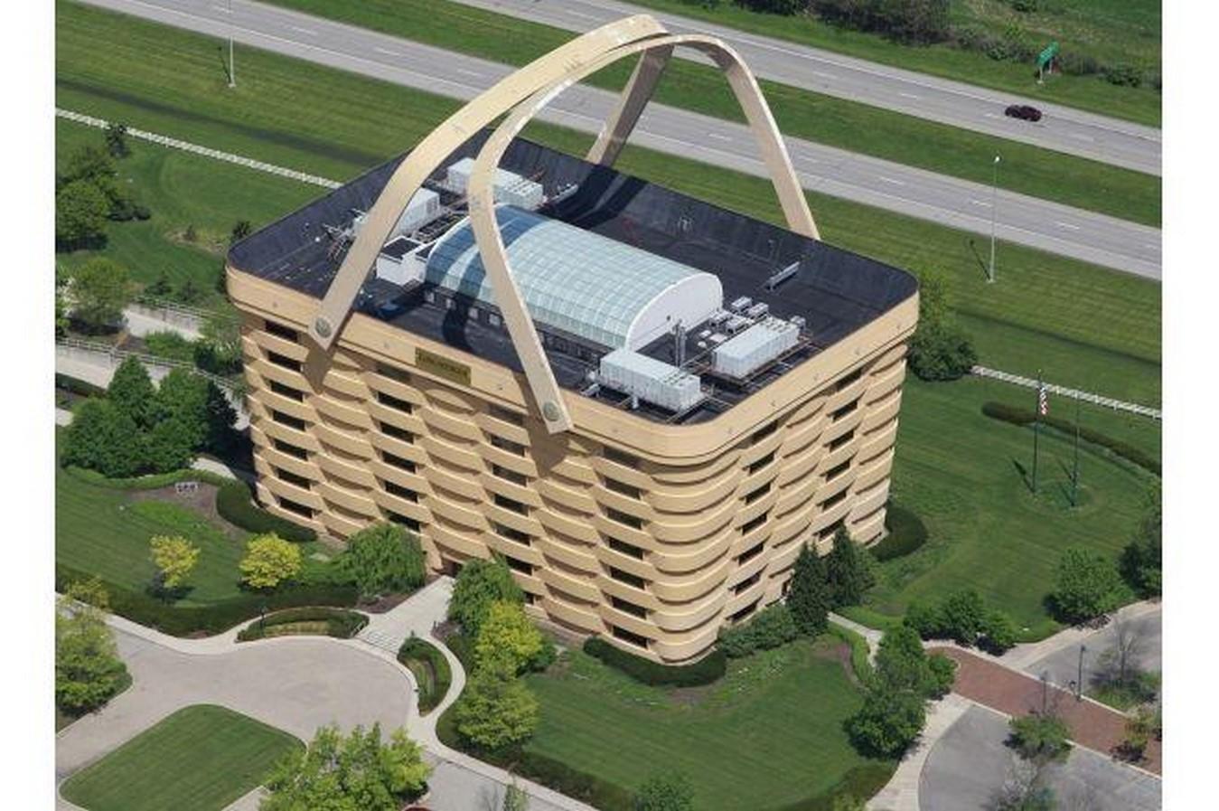 Longaberger Basket Building by NBBJ and Korda Nemeth Engineering: Ohio town's civic pride - Sheet5