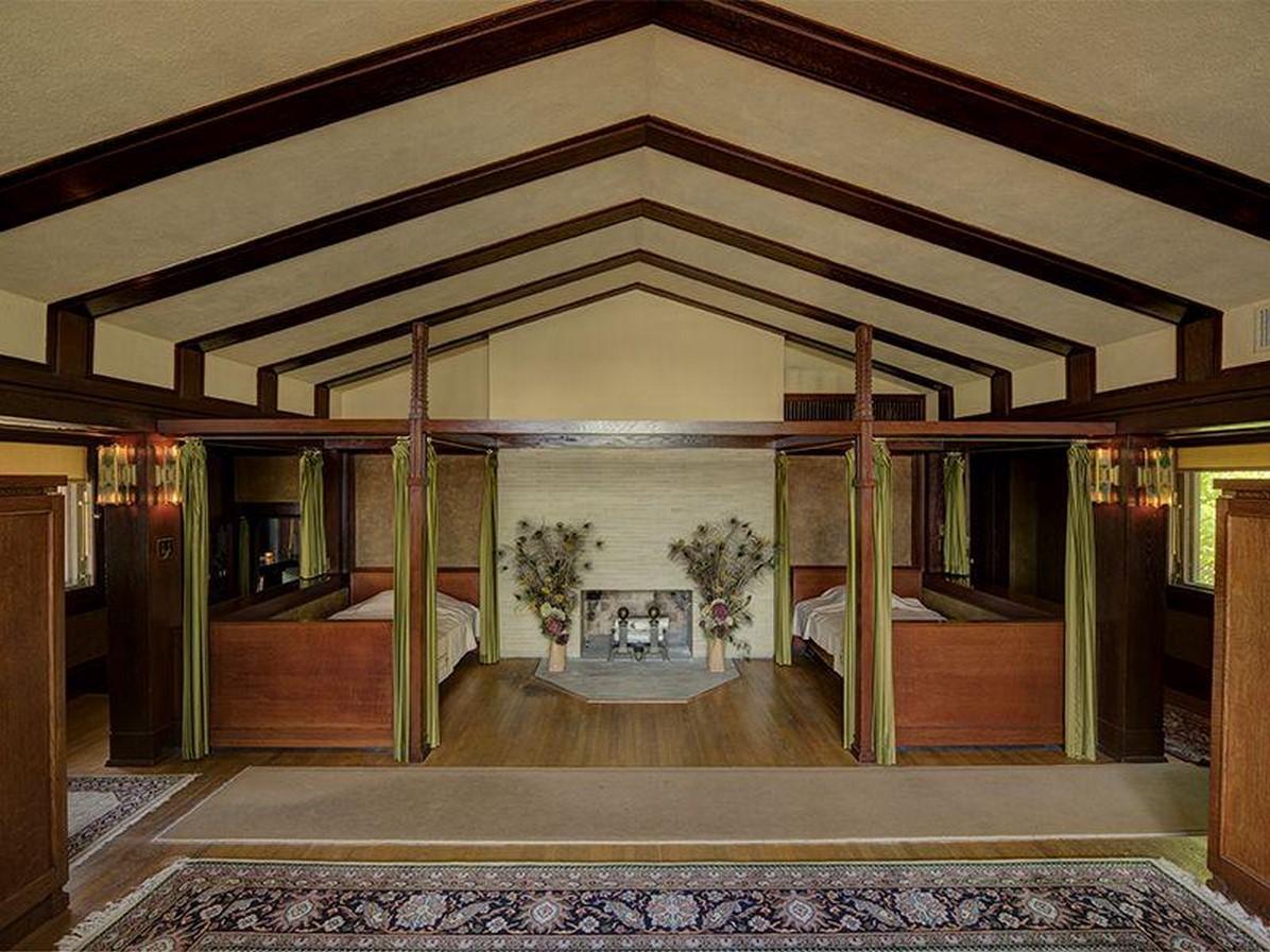 Dana Thomas House by Frank Lloyd Wright: A Prairie School Style House - Sheet8