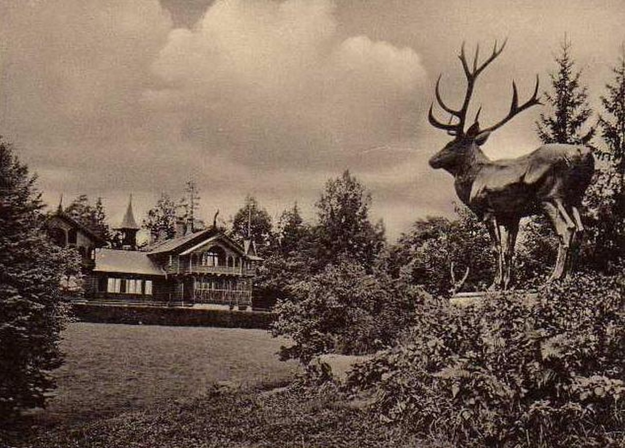 Rominten Hunting Lodge - Sheet1