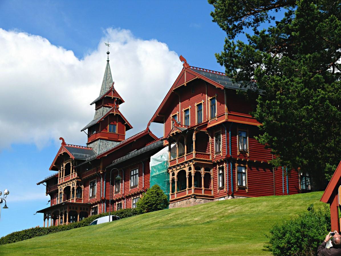 Scandic Holmenkollen Park Hotel - sheet1