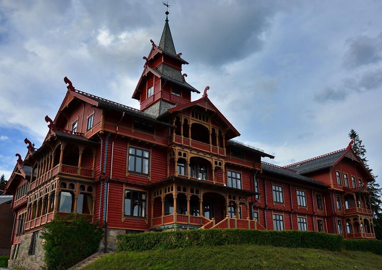 Scandic Holmenkollen Park Hotel - sheet2