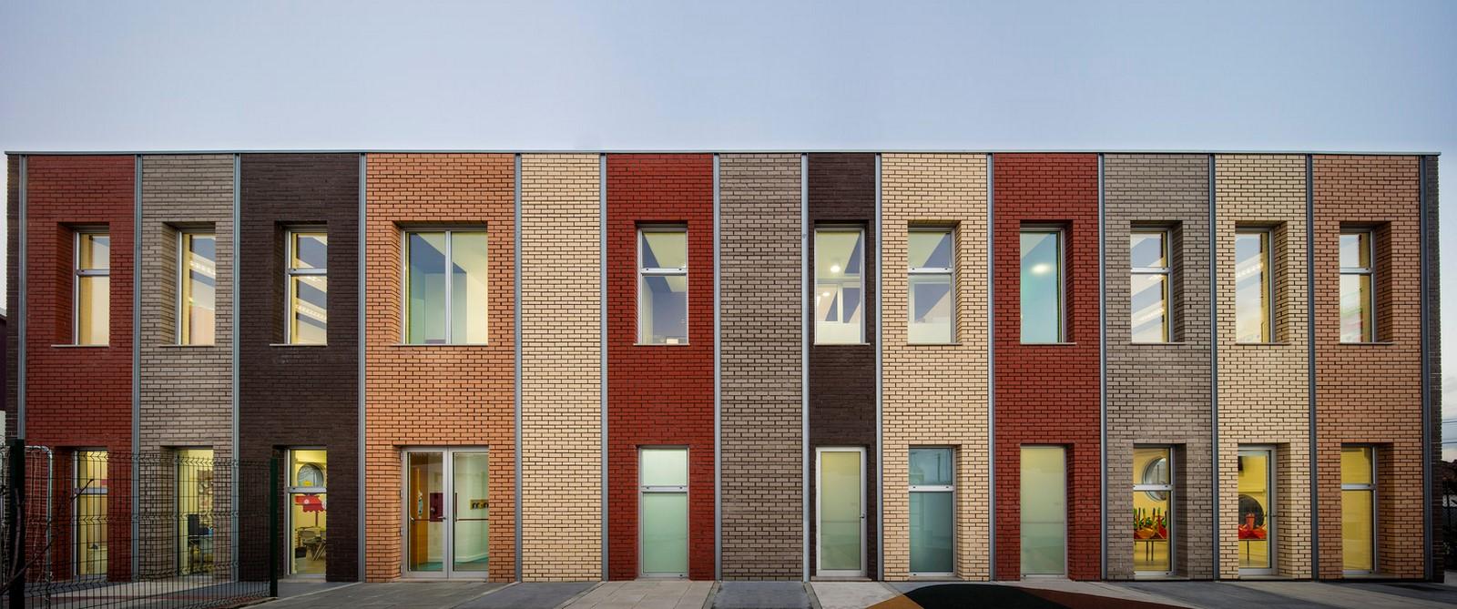 Coloured Bricks - Sheet1