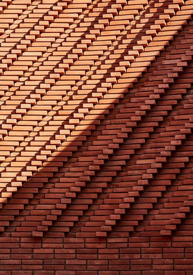 Myriad ways of using Brick in Modern Architecture - sheet1