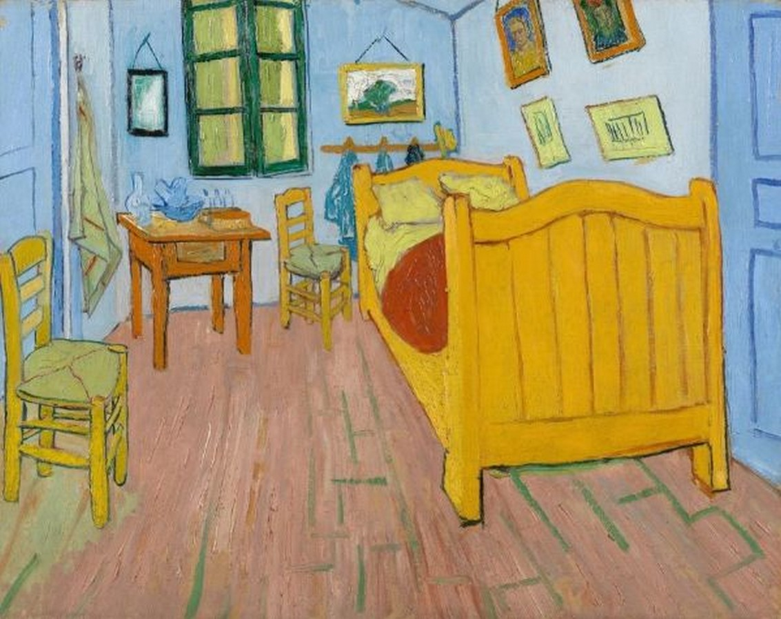 10 Things you did not know about the Yellow House by Vincent van Gogh - Sheet5