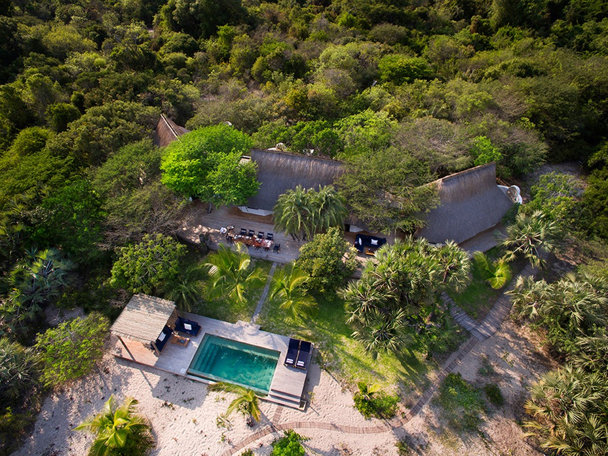 Benguerra Lodge / Michaelis Boyd Associates - sheet1