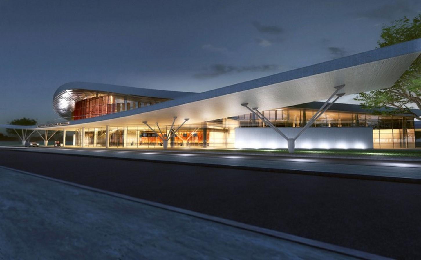 Nacala Airport / Fernandes Arquitetos Associados - Sheet1