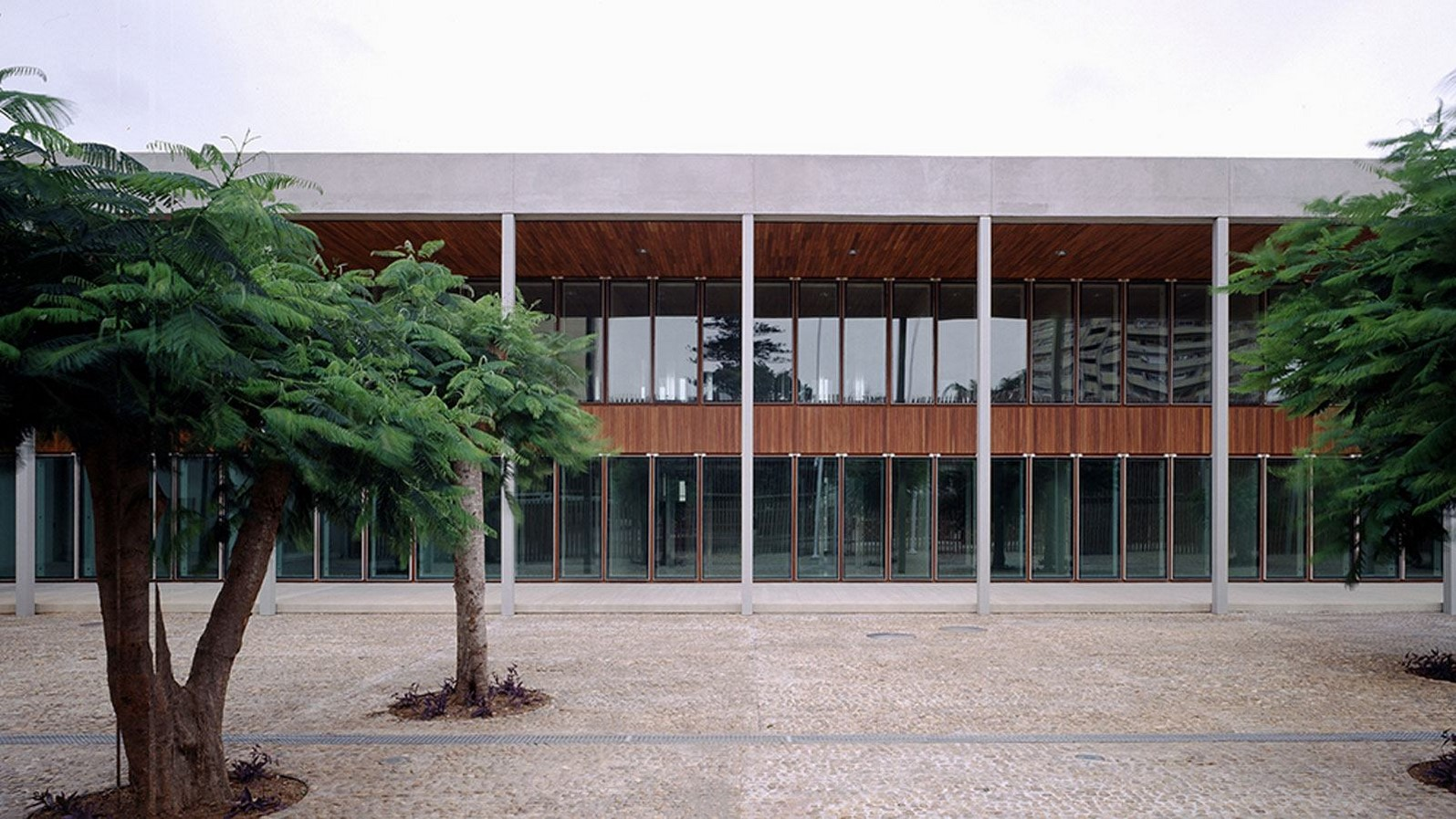 Netherlands Embassy in Mozambique / Kaan Architecten - sheet2