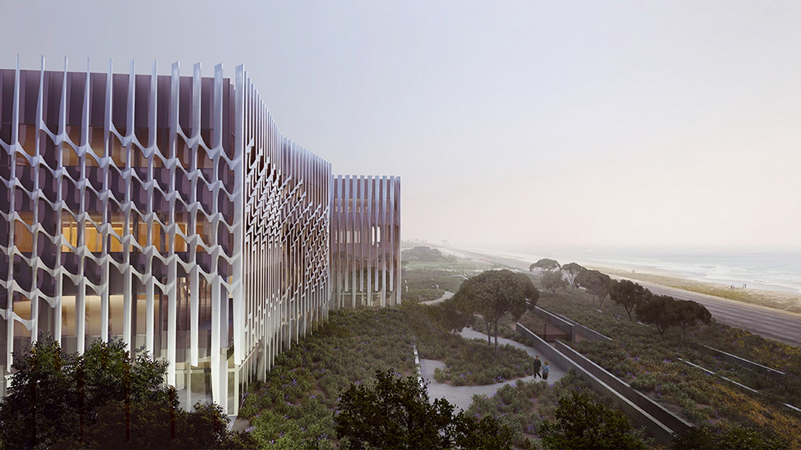 US Embassy Maputo / Allied Works Architecture - Sheet2