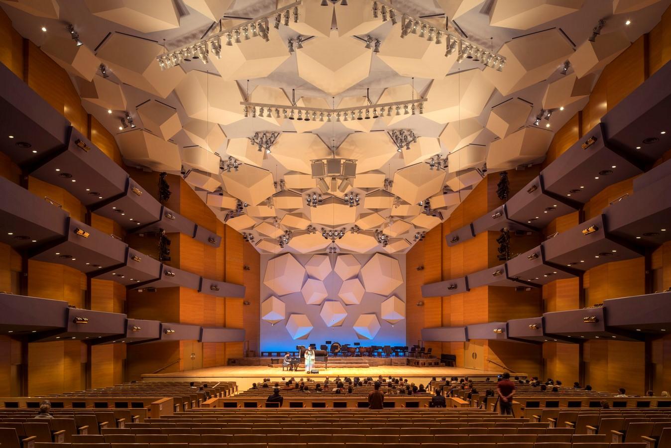 Minnesota Orchestra Hall, Minneapolis, United States - Sheet2